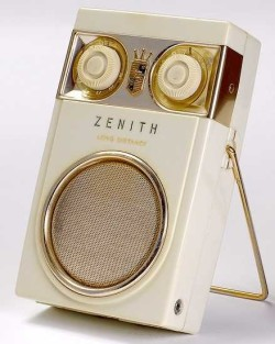 OMG! I got this exact radio for my 9th birthday! Listened to it all the time!