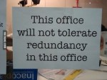 Oops!….I Did It Again: Redundancy in Writing