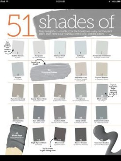 More Shades of Gray!