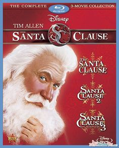 Santa Clauses!
