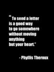 Does Anyone Write Letters Anymore?